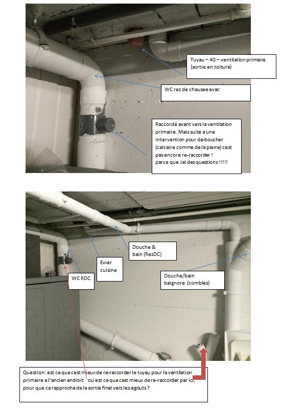 Raccord ventilation primaire 9 messages - Ventilation primaire wc ...
